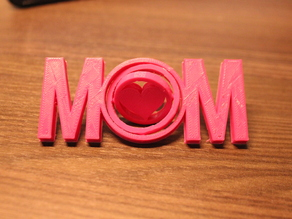 MOM Gimbal with heart