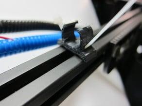 8020 Extrusion Zip tie Cable routing clip