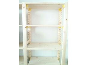 Shelf Board Support for IKEA Ivar
