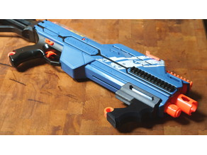 Nerf Rival Hypnos Fore-grip