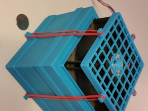 Active Carbon and Hepa Filter assembly set