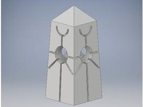 Necron Pillar