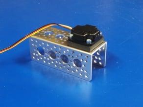 Modern Robotics Sensor to Actobotics mount