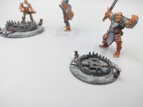 Trap - Dragon Hunters .- 28mm Gaming