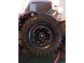 RC XD rockstar 2.2 bead lock rims