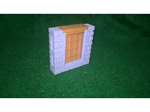 OpenLock 5.0 Cut Stone Square Doorway -OpenForge to OL5.0 Update
