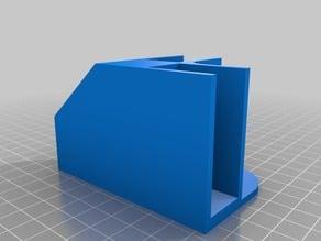My Customized SHELFIE | 19mm x 19mm R Foot Wall mount