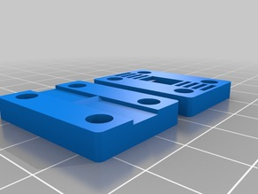 Y-Axis Belt Block for Anet A8 or AM8