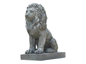 LION STATUE RECONSTRUCTION