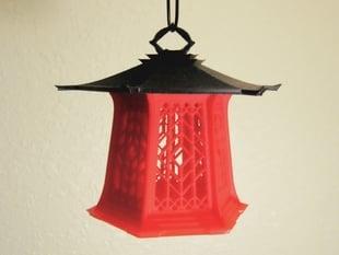 Asian Lantern (2)