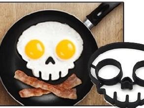 Fried Egg Skull