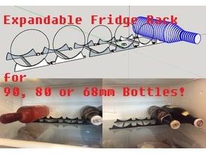 Fridge Bottle Rack
