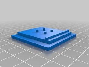 Nightmare Puzzle Box (Smaller Plates)