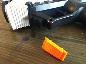 Nerf Apollo Picatinny lower rail