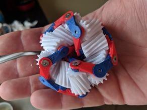 Moebius Gears Half Size