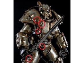 Fallout X-01 Details