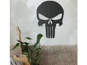 Skull Wall Decoration | Keychain