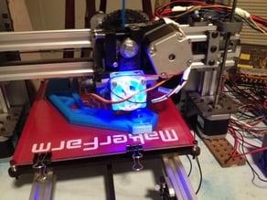 Makerfarm i3 i3V Prusa i3 Filament Holders