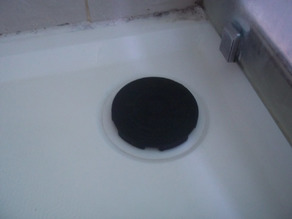 Shower drain cover