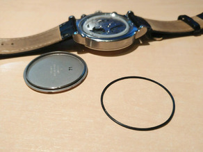 Nautica Watch O-Ring Seal 0.6mm