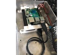 Raspberry Pi USB harddisk mount