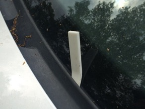 VW Cowl Cover Removal Tool