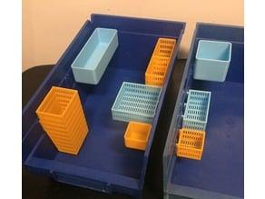 Quantum Economy Shelf Bin Hanging Box