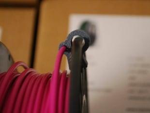 Filament Clip 4mm