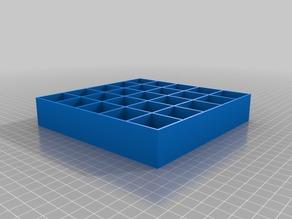 My Customized Customisable Box Rack