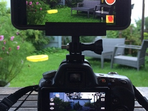 Sony Alpha iPhone Stand