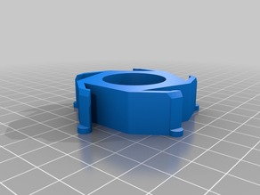 My Customized Spool Hub Adapter 25/53 Left