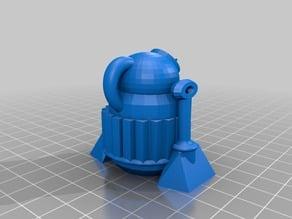 Discover camp Robot DC bot