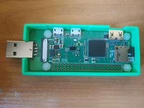 Raspberry Pi Zero /W/ usb stick case