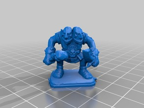 Hero Quest Goblin Mutant