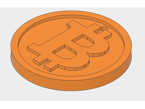 Bitcoin (BTC) simple (Keychain)