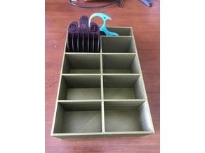 Barber Clipper Box