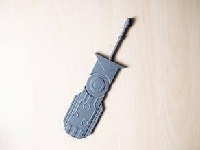 "Transistor - 10"" Desk Weapon Series"