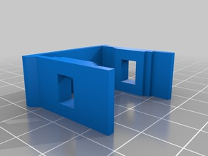 K8200 FLAT Frame clip Velleman 3D printer