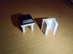 Makerfarm Prusa i3v Vibration damper