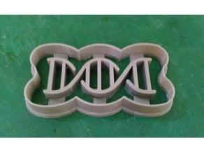 DNA cookie cutter