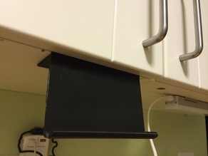 Kitchen Phone Holder (Horizontal)
