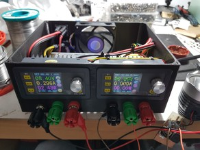 Dual DPS5005 Lab Power Supply