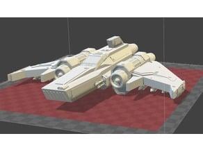 Vyper Class Heavy Fighter (30k/40k Proxy)