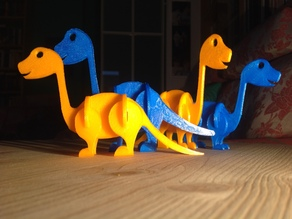 Dino project - step 1