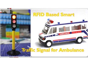 RFID Based Smart Traffic Signal for Ambulance