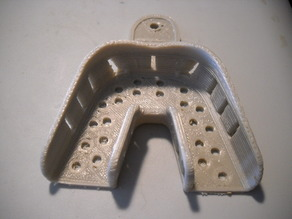 dental impression tray lower M
