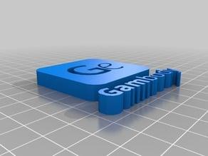 GamBody Logo