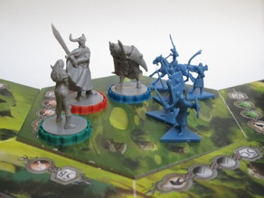 Runewars Hero Marker