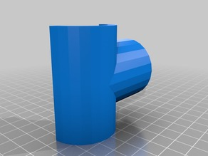 Clothes rod support