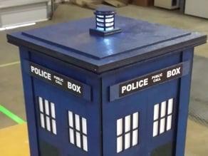 Miniature TARDIS